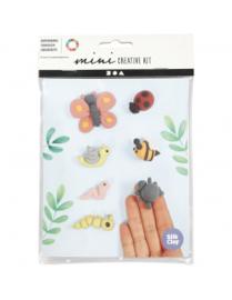 Mini Creative Kit, , boetseren - insecten