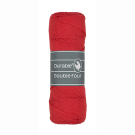 Durable Double Four 316 Red