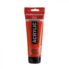Amsterdam Acrylic Naftolrood 398