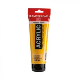 Amsterdam Acrylic Azogeel donker 270