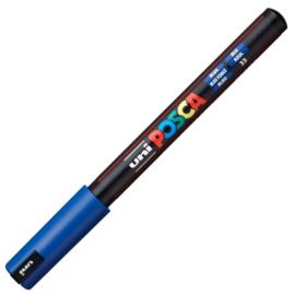 Posca Ultra Fijn PC-1MR Blauw