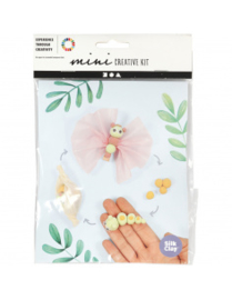 Mini Creative Kit, , boetseren - levenscyclus vlinder
