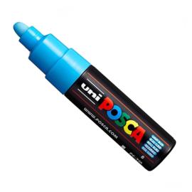Posca PC-7M Licht Blauw