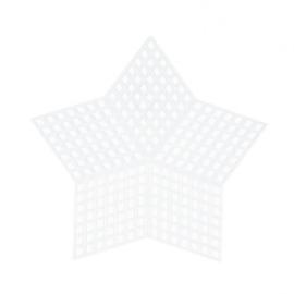 Plastic Stramien - Ster - 12cm