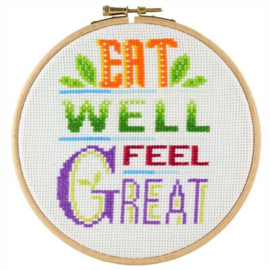 Stitchonomy - Eat Well Feel Great