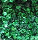 Pailletten Groen 5mm