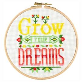 Stitchonomy - Grow Your Dreams