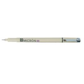 Sakura Pigma Micron 05 zwart
