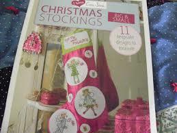 I Love Cross Stitch: Christmas Stockings Big & Small