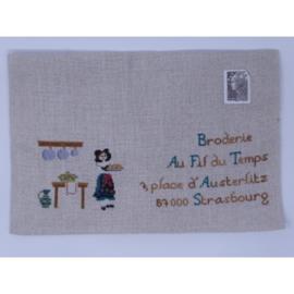 Art postal Novembre