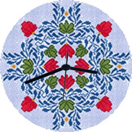 Cottage Tuinbloemen klok