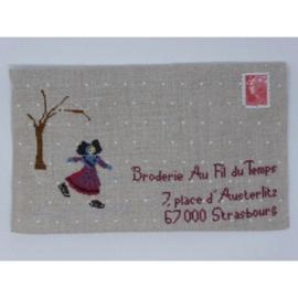 Art postal Janvier