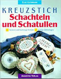 Kreutzstich Schachteln und Schatullen