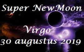 Super Nieuwe Maan - 30 augustus 2019