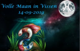 Volle Maan in Vissen - 14 september 2019