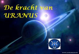 De kracht van Uranus