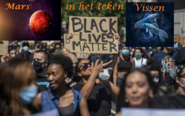 Black Lives Matter demonstraties - astrologisch bekeken