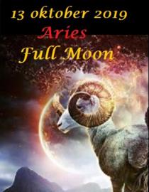 Volle Maan in Ram - 13 oktober 2019