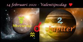14 februari 2021 - Valentijnsdag