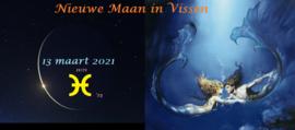 Nieuwe Maan in Vissen - 13 maart 2021