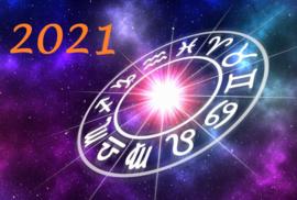 Persoonlijke jaarhoroscoop 2021