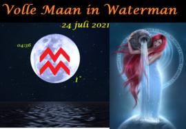 Volle Maan in Waterman - 24 juli 2021