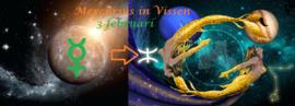 Mercurius in Vissen - 3 februari 2020