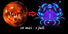 Mars in Kreeft