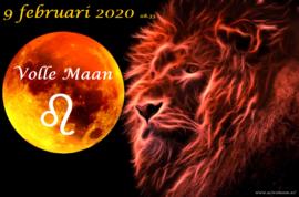 Volle Maan in Leeuw - 9 februari 2020