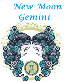Nieuwe Maan in Tweelingen - 3 juni