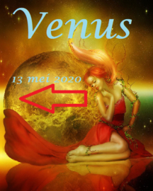 Venus retrograde - 13 mei 2020