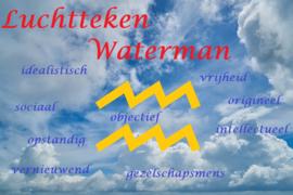 Luchtteken Waterman