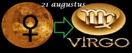 Venus in Maagd - 21 augustus 2019