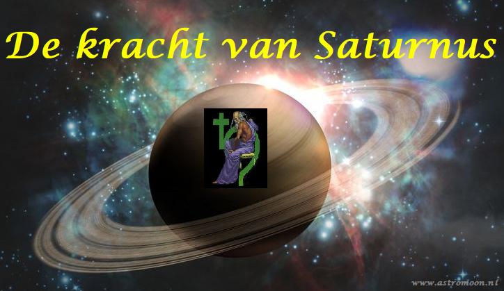 De kracht van Saturnus