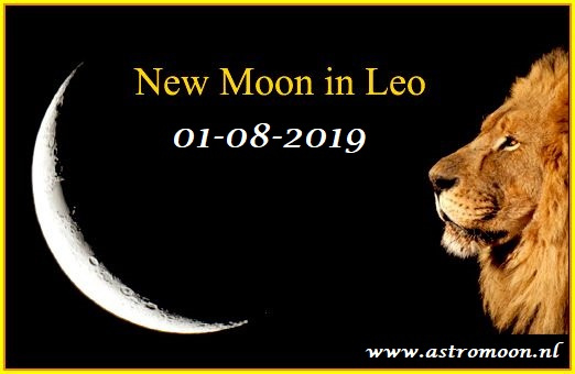 Nieuwe Maan 01-08-2019