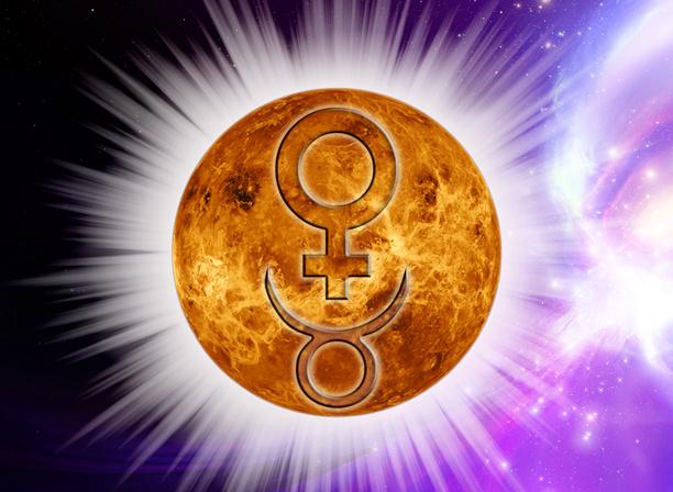 Venus in Stier