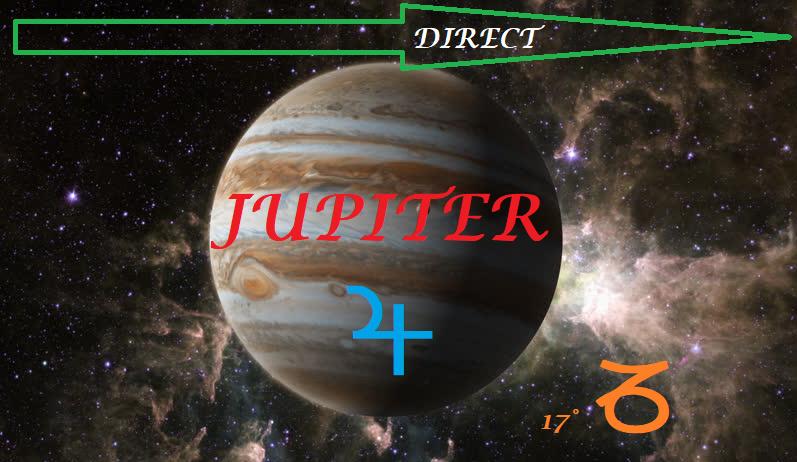 Jupiter direct - 13 september 2020