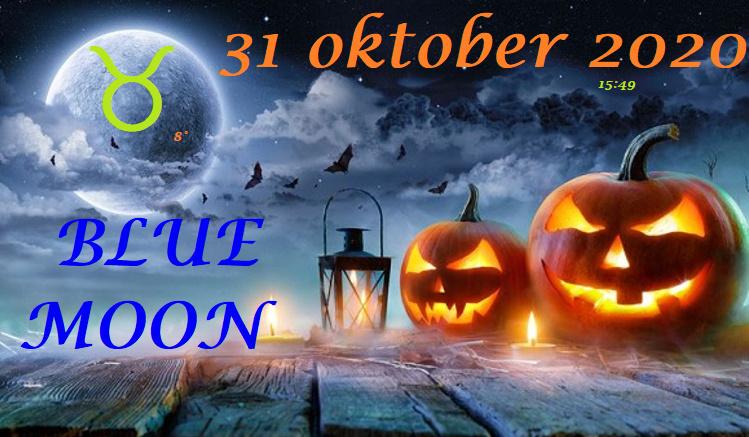 Blue Moon - 31 oktober 2020