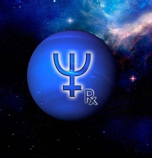 Neptunus retrograde 21-06-2019