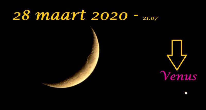 Shine bright like a diamant - Venus 28 maart 2020