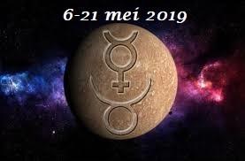Mercurius in Stier