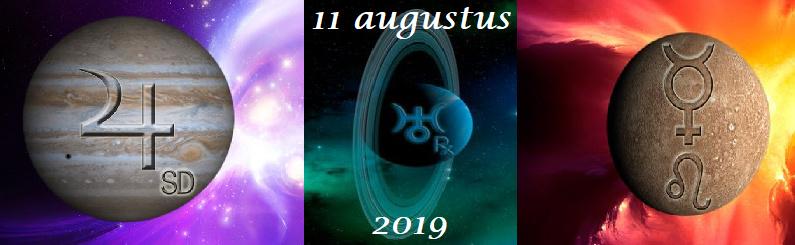 11 augustus 2019  Big Energy