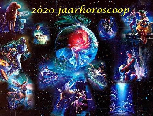 Voorspellende Horoscoop 2020