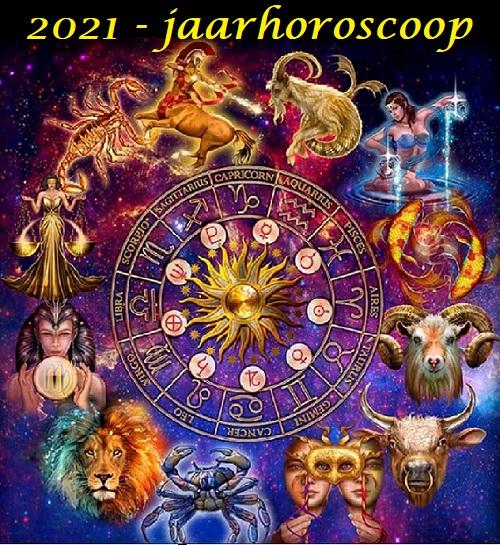 Voorspellende horoscoop 2021