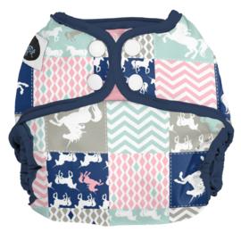 Imagine Baby One-size Cover 'Unicorn Dreams'