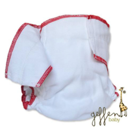 Geffen Baby Snapless Sized Fitted