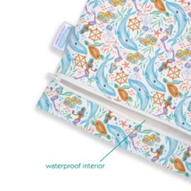 Thirsties Mini Wet bag 'Mermaid Lagoon'