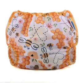 Mother-ease Airflow wrap 'Bee Kind'