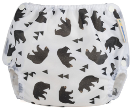 Mother-ease Airflow wrap 'Bear Bum'