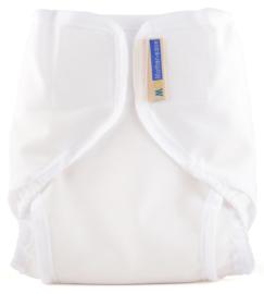 Mother-ease Rikki wrap 'White'